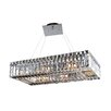Allegri by Kalco Lighting Baguette 8 Light Pendant