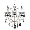Allegri by Kalco Lighting Bedetti 3 Light Crystal Chandelier