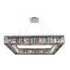 Allegri by Kalco Lighting Quadro 16 Light Crystal Pendant
