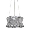 Allegri by Kalco Lighting Corsette 6 Light Drum Pendant