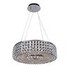 Allegri by Kalco Lighting Arche 6 Light Drum Pendant