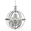 Allegri by Kalco Lighting Catel 5 Light Crystal Chandelier
