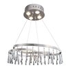 Allegri by Kalco Lighting Ravina 4 Light Semi Flush Mount