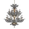 Allegri by Kalco Lighting Tiepolo 16 Light Crystal Chandelier
