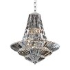 Allegri by Kalco Lighting Auletta 18 Light Crystal Chandelier