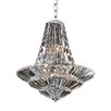 Allegri by Kalco Lighting Auletta 12 Light Crystal Chandelier