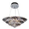 Allegri by Kalco Lighting Auletta 10 Light Pendant