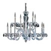 Allegri by Kalco Lighting Fanshawe 12 Light Crystal Chandelier