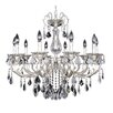 Allegri by Kalco Lighting Rafael 10 Light Crystal Chandelier