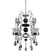 Allegri by Kalco Lighting Faure 4 Light Crystal Chandelier