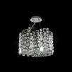 Allegri by Kalco Lighting Dolo 4 Light Semi Flush Mount