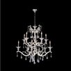 Allegri by Kalco Lighting Vasari 10 Light Candle Chandelier