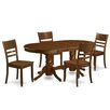 East West Furniture Vancouver 5 Piece Dining Set