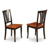 Wooden Importers Avon Side Chairs (Set of 2)