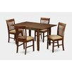 Wooden Importers Picasso 5 Piece Dining Set
