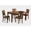 Wooden Importers Dudley 5 Piece Dining Set