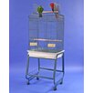 A&E Cage Co. Play Top Bird Cage with Plastic Base