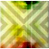 Oliver Gal Burst Creative Around the Corner Graphic Art on Wrapped Canvas