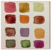 Oliver Gal Artana Fall Palette Painting on Wrapped Canvas