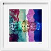 Oliver Gal Oliver Gal Texture Study I Framed Painting Print