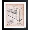 Oliver Gal Oliver Gal Design for a Combination Kitchen 1939 Framed Painting Print