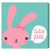 "Oliver Gal ""Cutie Pie"" by Olivia's Easel Canvas Art"