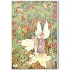 """Oliver Gal """"Andersen Fairy Tales II"""" by Olivia's Easel Graphic Art on Canvas"""