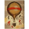 "Oliver Gal ""Balloon Lachambre 1860"" by Olivia's Easel Canvas Art"