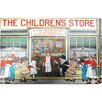 "Oliver Gal ""The Children's Store"" by Olivia's Easel Canvas Art"