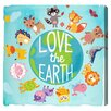 "Oliver Gal ""Love the Earth Kids"" by Olivia's Easel Canvas Art"