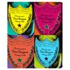 Oliver Gal Warholesque Dom P Graphic Art on Wrapped Canvas