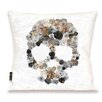 Oliver Gal Oliver Gal Home Sticks and Stones Throw Pillow