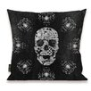 Oliver Gal Oliver Gal Home Lace and Leather Throw Pillow
