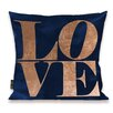 Oliver Gal Home Solid Throw Pillow