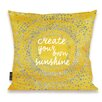 Oliver Gal Oliver Gal Home Your Own Sunshine Throw Pillow