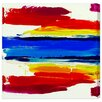"Oliver Gal ""Flex"" by Artana Painting Print on Wrapped Canvas"