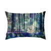 Oliver Gal Oliver Gal Home Beautiful Morning Lumbar Pillow