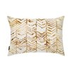 Oliver Gal Season Glitter Lumbar Pillow