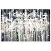 "Oliver Gal ""Diamond Shower"" by Runway Avenue Graphic Art on Wrapped Canvas"