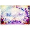 Oliver Gal Oliver Gal Magical Moment Graphic Art on Wrapped Canvas