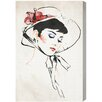 Oliver Gal Oliver Gal Timeless Aura Painting Print on Wrapped Canvas