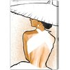 Oliver Gal Oliver Gal Retro Glam I Graphic Art on Wrapped Canvas