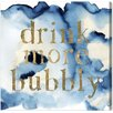 "Oliver Gal ""More Bubbly On Blue Waters"" by Runway Avenue Graphic Art on Wrapped Canvas"