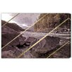 "Oliver Gal ""Lets Flow Away"" by Canyon Gallery Graphic Art on Wrapped Canvas"