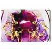 Oliver Gal Smoking Agate by Artana Graphic Art on Wrapped Canvas
