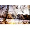 "Oliver Gal ""Montagne Ambience"" by Canyon Gallery Graphic Art on Wrapped Canvas"