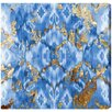 "Oliver Gal ""Ocean Scales"" by Artana Painting Print on Wrapped Canvas"
