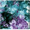 "Oliver Gal ""Amethyst Love"" by Artana Painting Print on Wrapped Canvas"