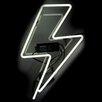 Oliver Gal Bolt Neon Sign