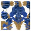 Oliver Gal 'Womans Blues' Painting Print on Wrapped Canvas